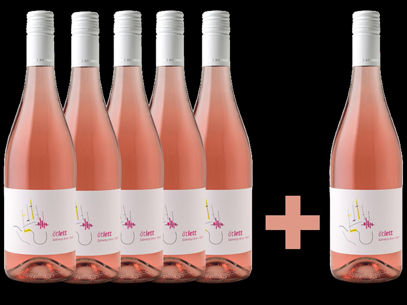 Ötlett Rosé 5+1, 2019 -
