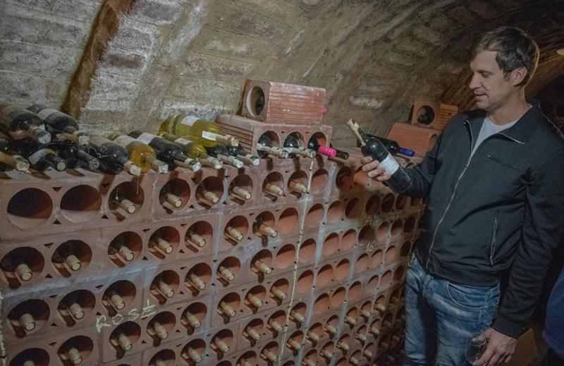 Ozora Wine and Spirit album