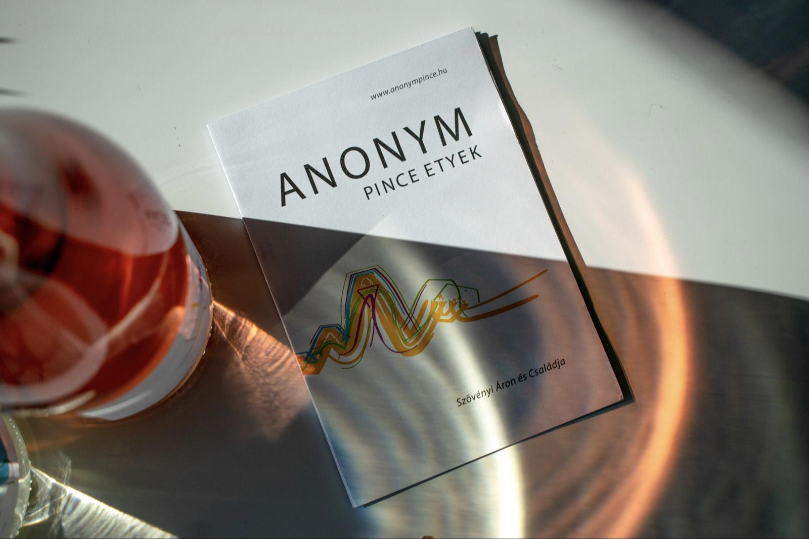 Anonym Pince album